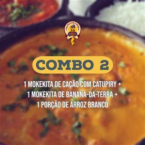 COMBO 2 / PEIXE